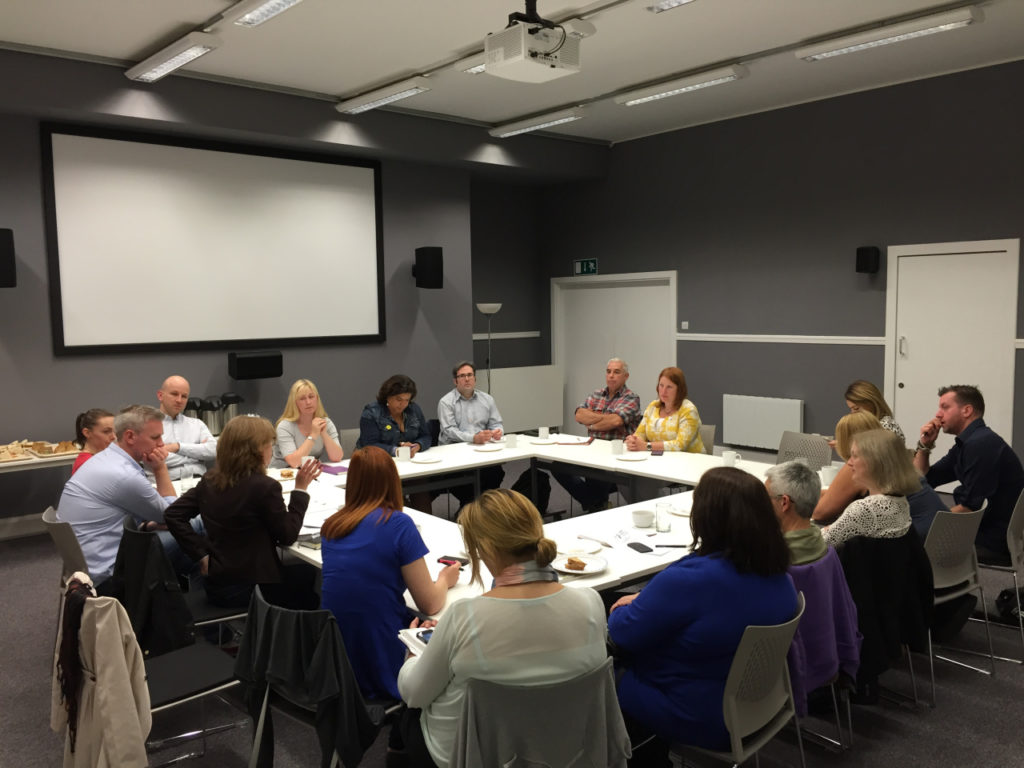 SFS meets with Scottish Music Industry Association and the Scottish Film Summit