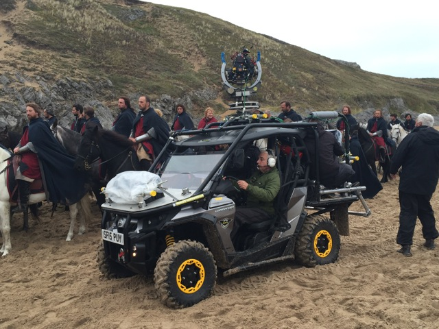 SFS: What Barbour All Terrain Tracking's been up to lately